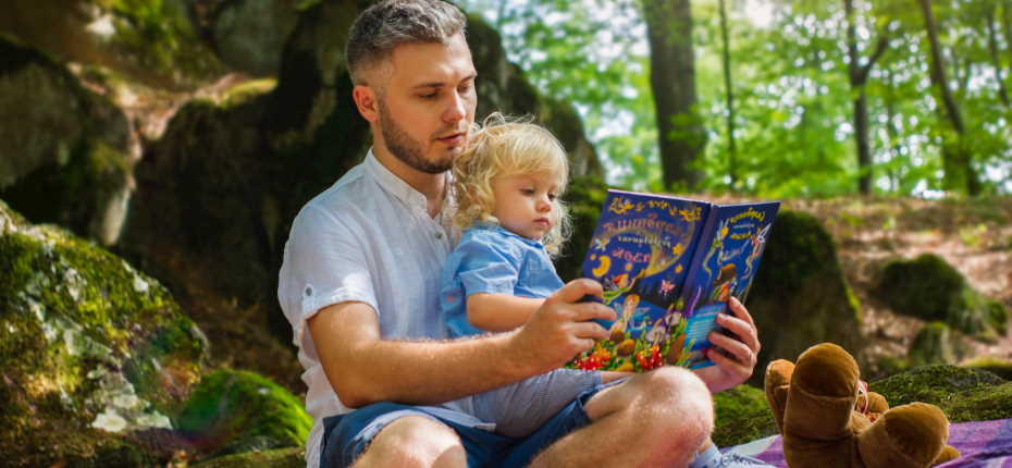 teach toddler to read